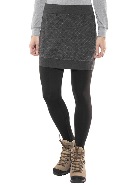 Icebreaker Affinity Thermo Skirt Women jet heather